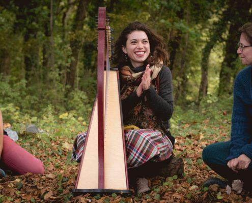 Concert en forêt