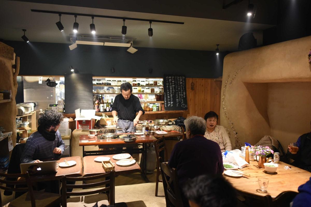Okonomiyaki party !